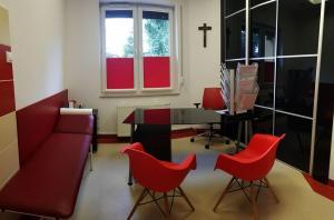 Centrum Leczenia SM Ośrodek Badań Klinicznych - gabinet lekarski 1