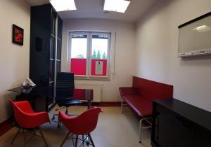 Centrum Leczenia SM Ośrodek Badań Klinicznych - gabinet lekarski 2