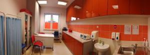 Centrum Leczenia SM Ośrodek Badań Klinicznych - gabinet diagnostyczno-zabiegowy